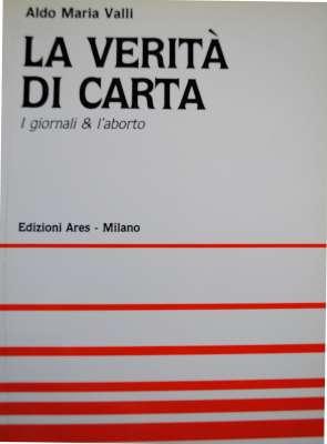 La verità di carta, Ares, 1986